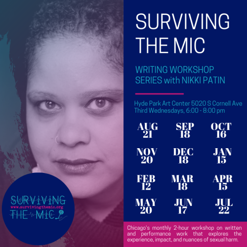 Surviving the Mic 2019-20 workshop series